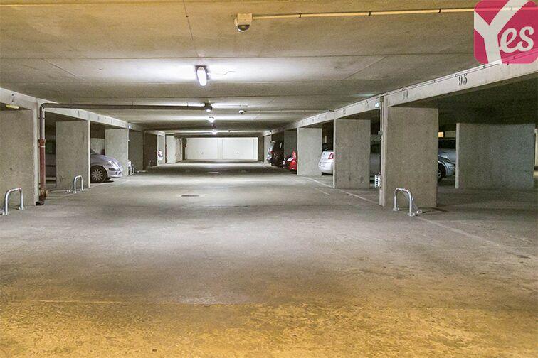 Parking Paul Langevin - Bagneux sécurisé