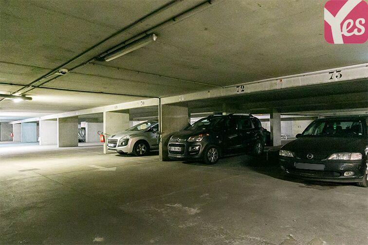 Parking Paul Langevin - Bagneux gardien