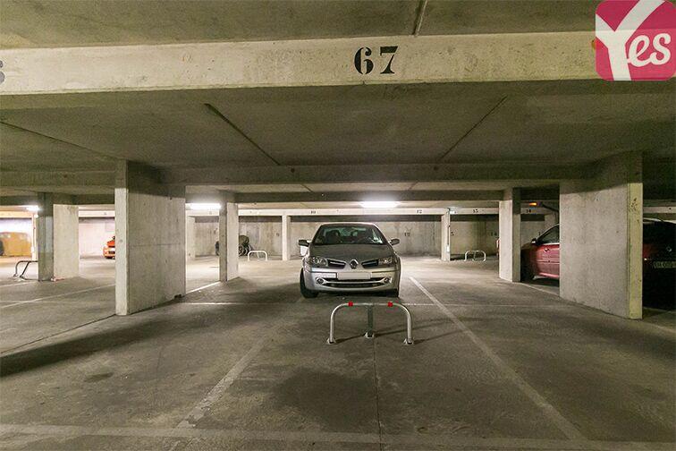 Parking Paul Langevin - Bagneux en location
