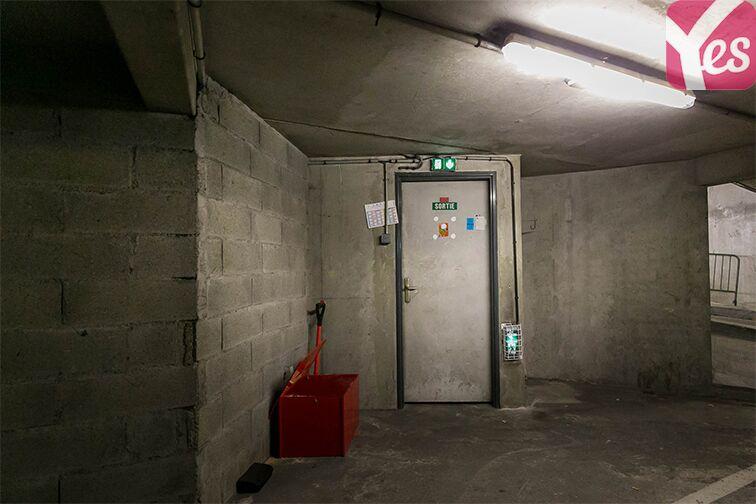 Parking Paul Langevin - Bagneux location