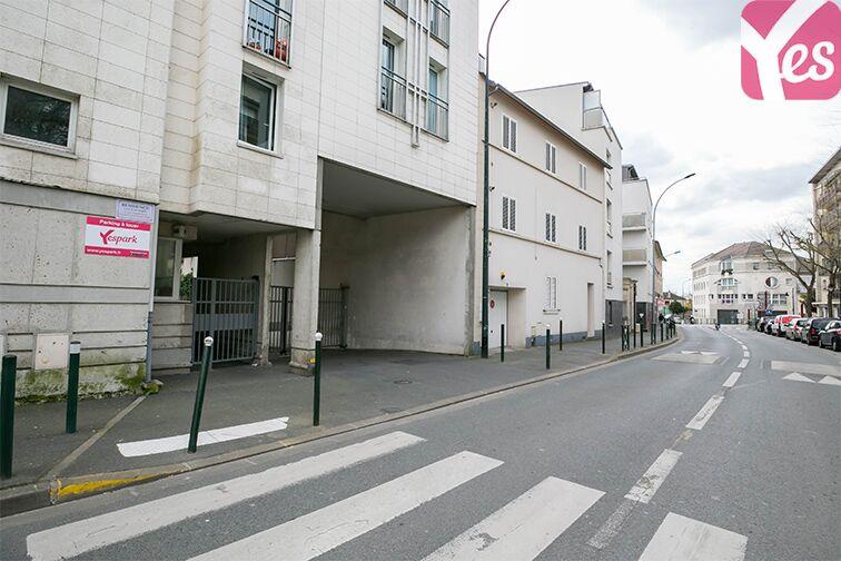 Parking Albert Petit - Bagneux garage