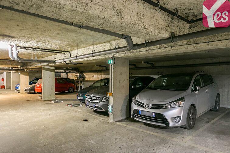 Parking Albert Petit - Bagneux sécurisé