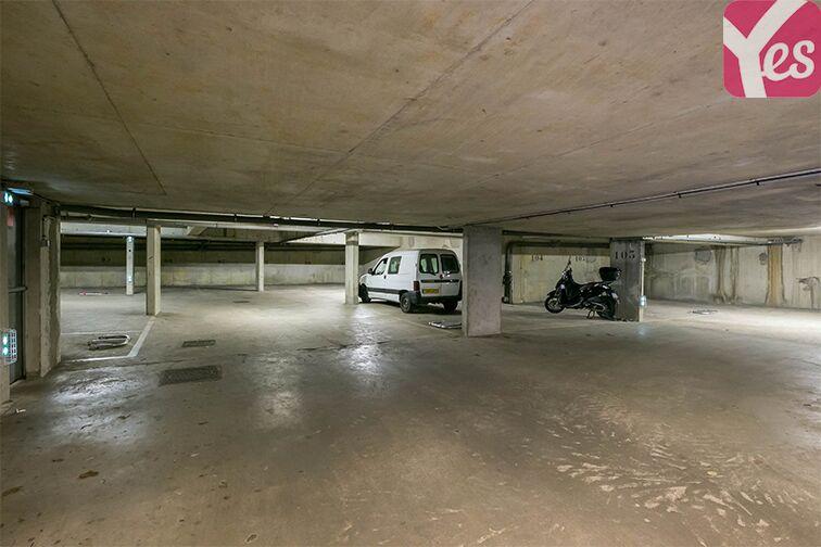 Parking Albert Petit - Bagneux gardien