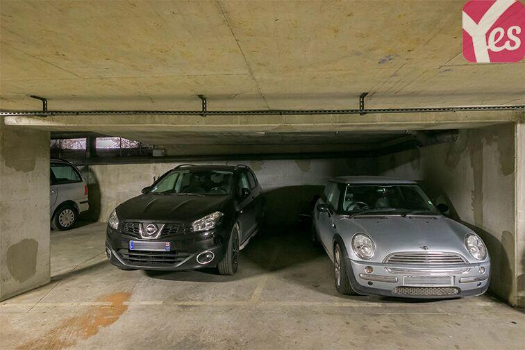 Parking Albert Petit - Bagneux box