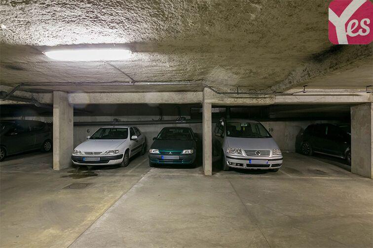 Parking Albert Petit - Bagneux location