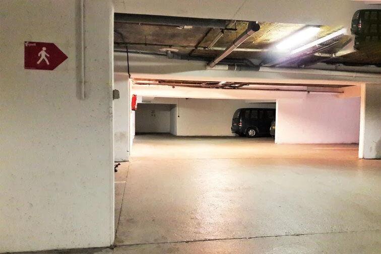 Parking Châtillon - Conservatoire de Musique sécurisé
