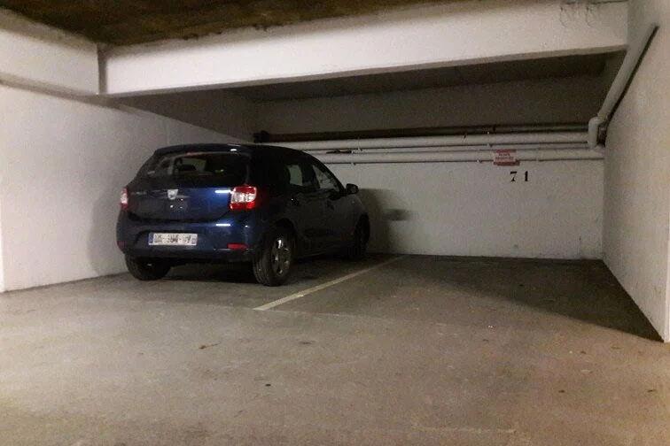 Parking Châtillon - Conservatoire de Musique caméra