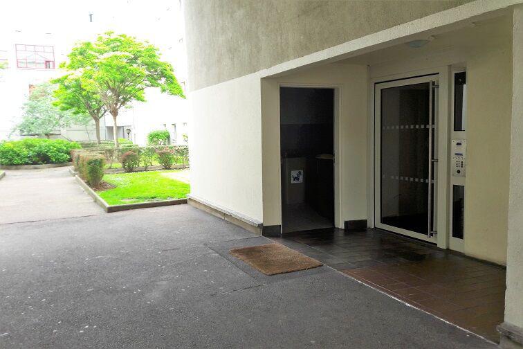 Parking Châtillon - Conservatoire de Musique garage