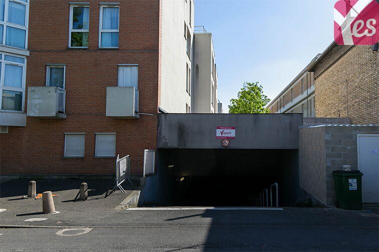 Parking Square Léo Ferré - Bagneux 8 square Léo Ferré