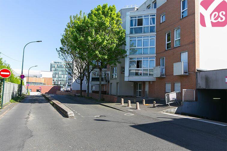 Parking Square Léo Ferré - Bagneux location