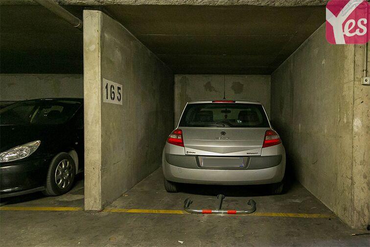 Parking Square Léo Ferré - Bagneux gardien