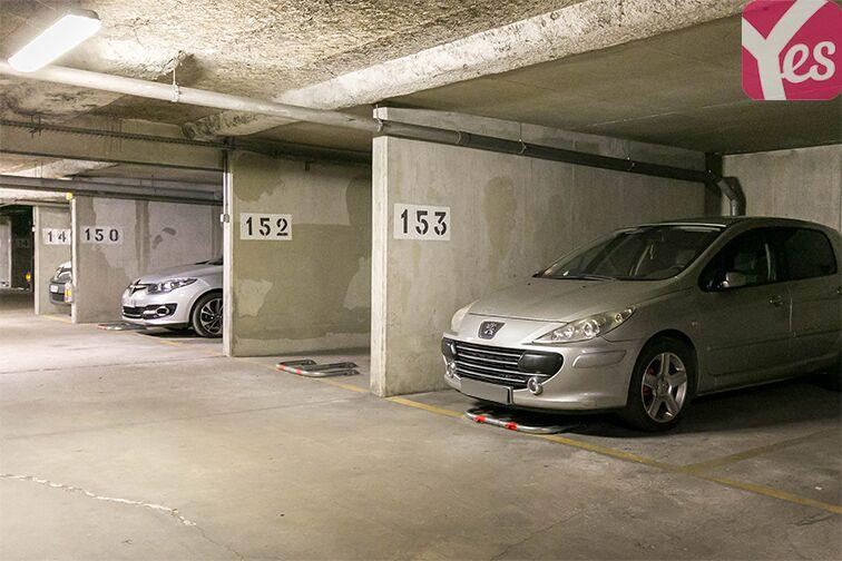 Parking Square Léo Ferré - Bagneux avis