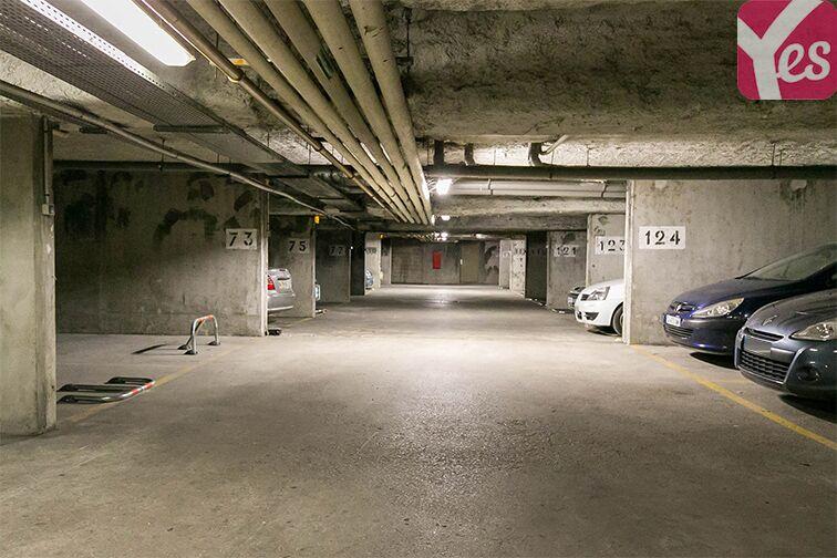 Parking Square Léo Ferré - Bagneux souterrain