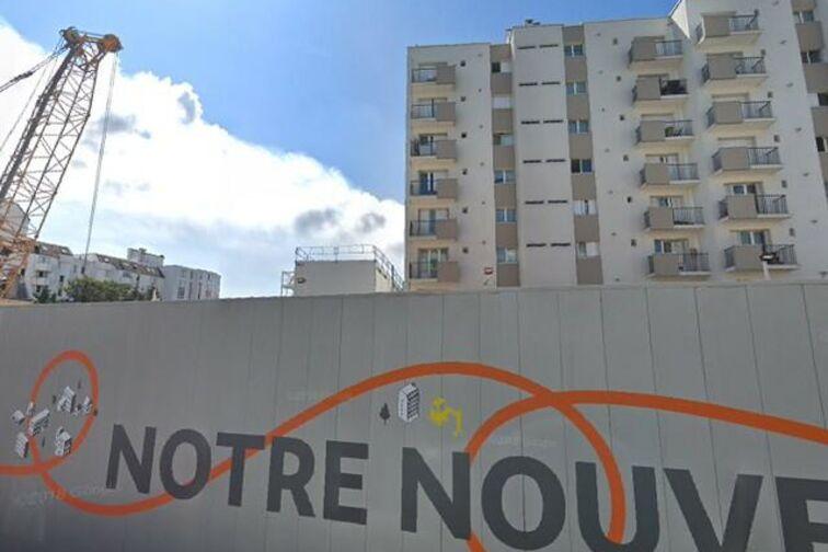 Parking Lycée Langevin Wallon - Roger Salengro - Champigny-sur-Marne box