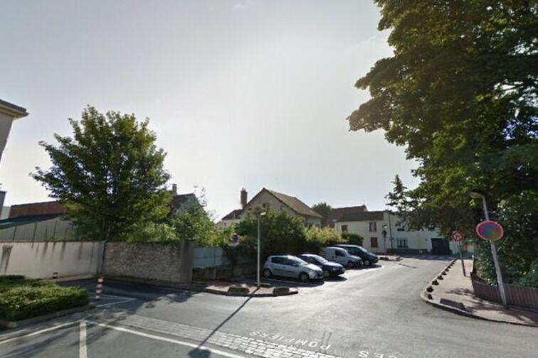 Parking Pierre Mendès France - Villiers-sur-Marne caméra