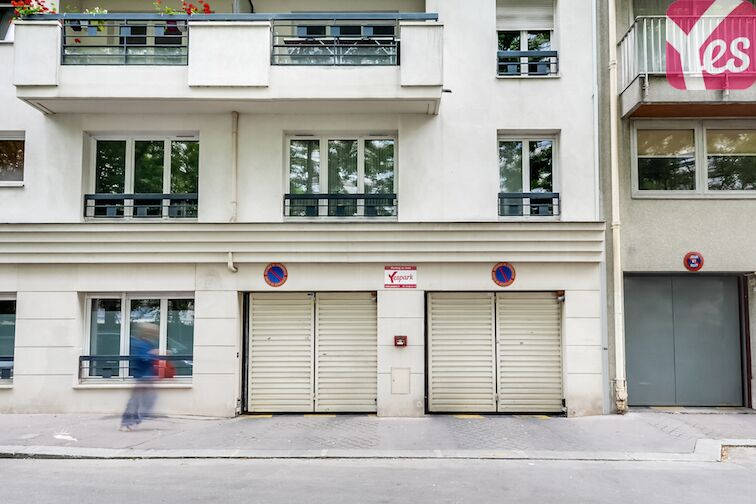 Location parking Cambronne - Paris