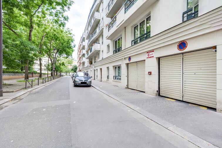 Parking Cambronne - Paris à louer
