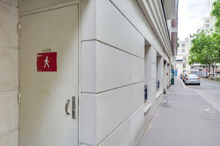 Parking Cambronne - Paris Paris