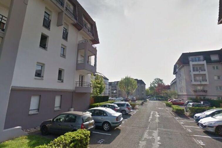 Parking Saint-Florent - Strasbourg sécurisé