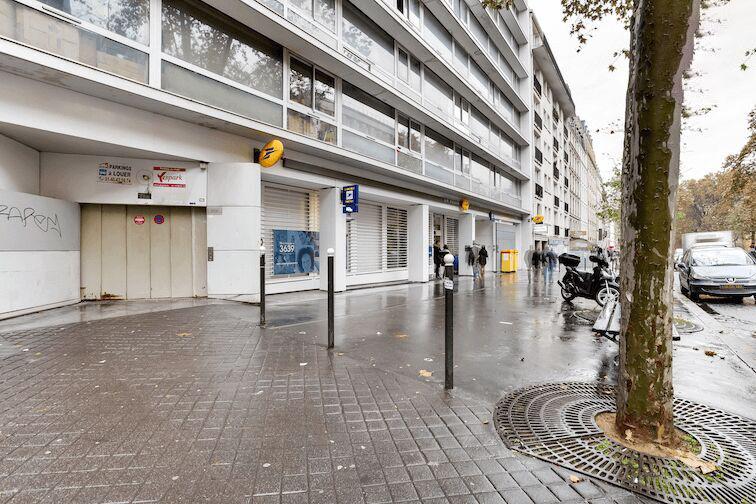 Parking Daumesnil - Boulevard de Reuilly avis