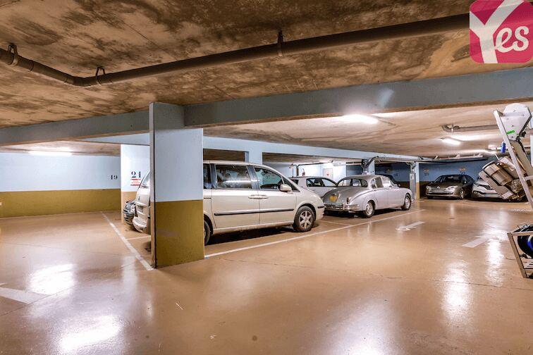 Parking Daumesnil - Boulevard de Reuilly 24/24 7/7