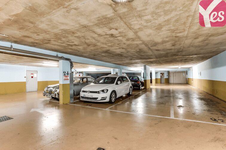 Parking Daumesnil - Boulevard de Reuilly souterrain