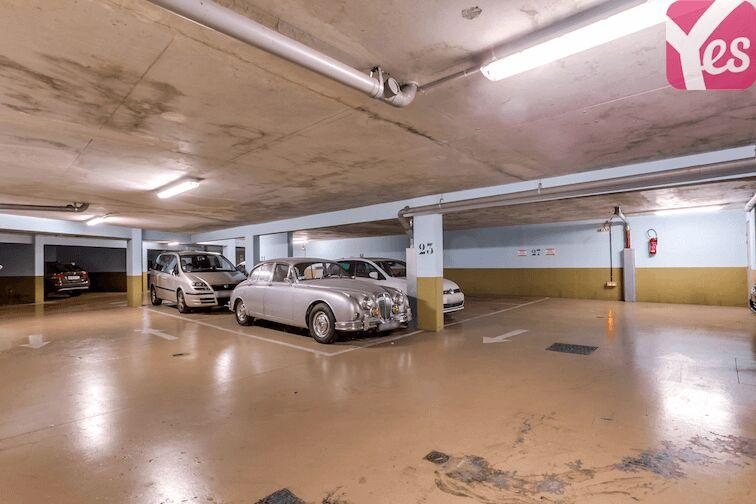 Parking Daumesnil - Boulevard de Reuilly sécurisé