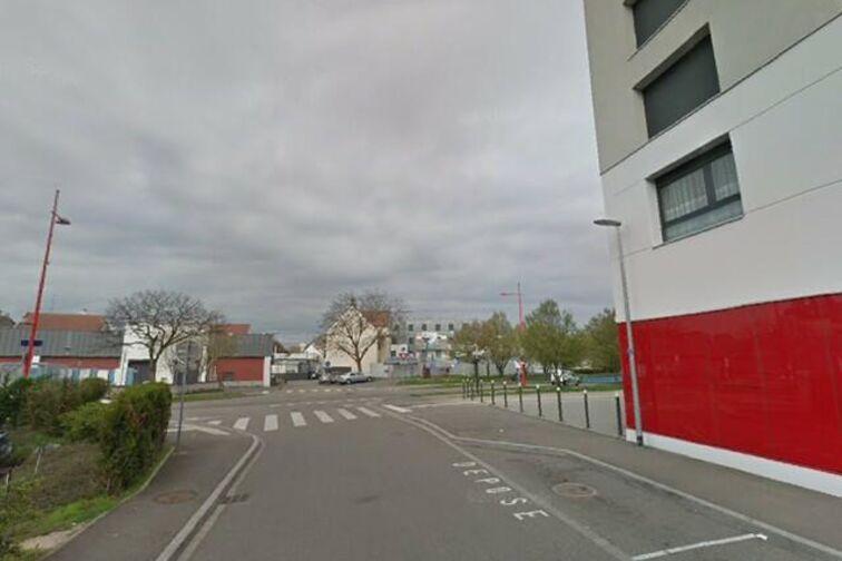 location parking Médiathèque Ouest - Lingolsheim