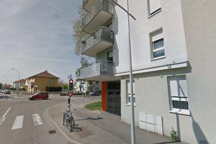 location parking Route de Mittelhausbergen - Strasbourg (box)