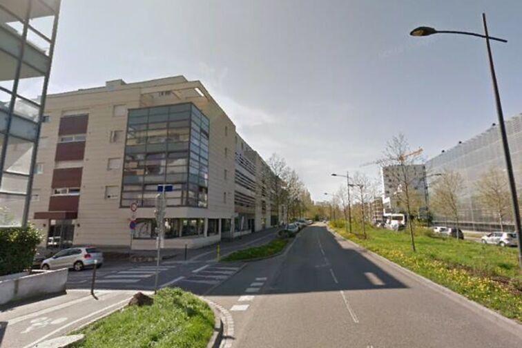 Location parking Gymnase de la Musau - Strasbourg