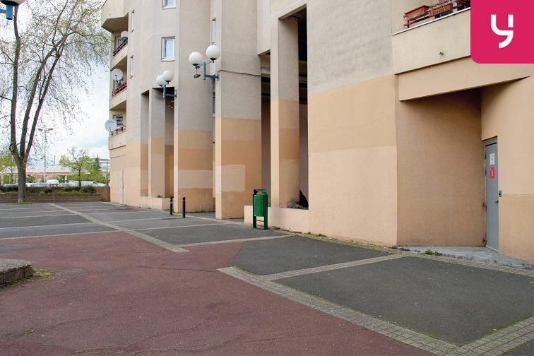 Parking Rougemont Chanteloup - Aulnay-sous-Bois caméra