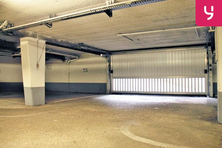 Parking Rougemont Chanteloup - Aulnay-sous-Bois Aulnay-sous-Bois