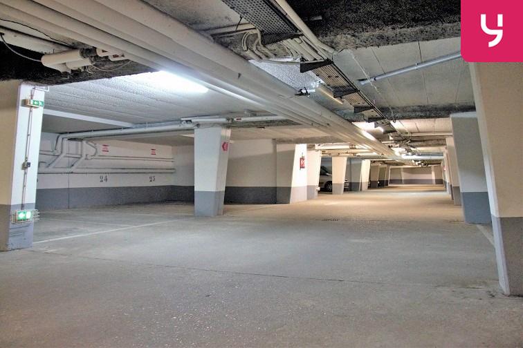 location parking Rougemont Chanteloup - Aulnay-sous-Bois
