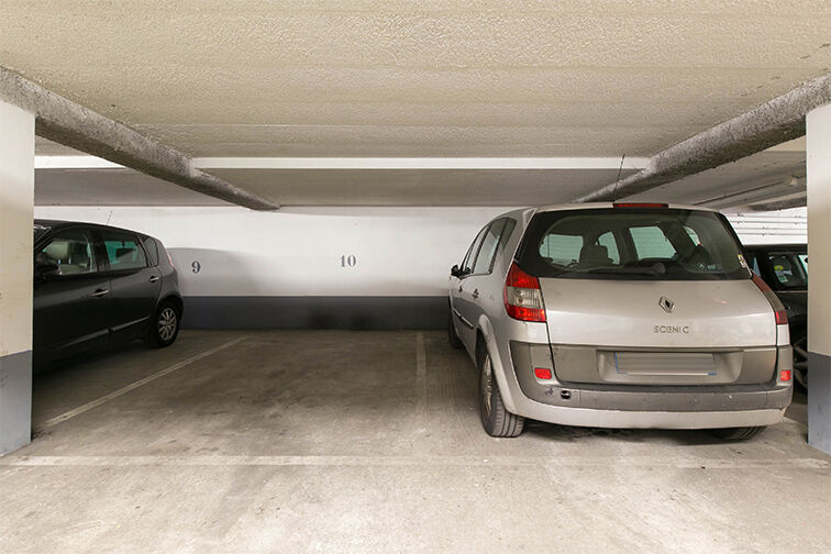 Parking Rougemont Chanteloup - Aulnay-sous-Bois Aulnay-sous-Bois
