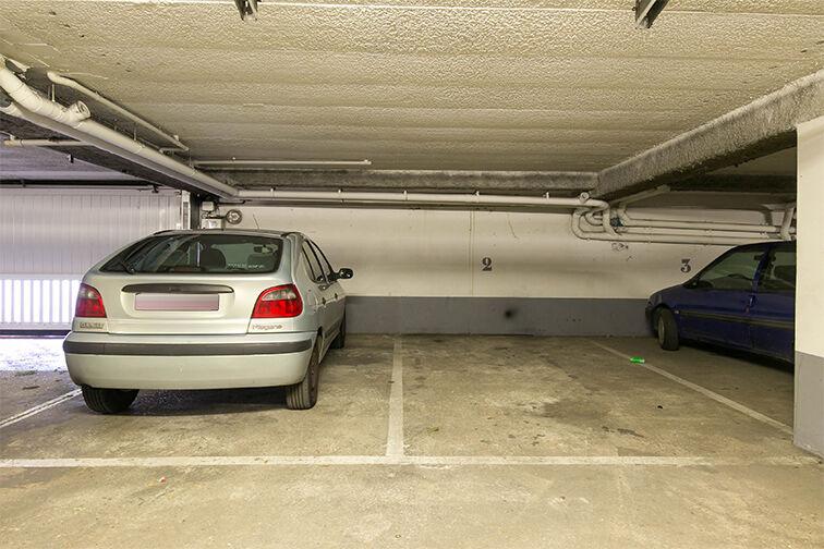 Parking Rougemont Chanteloup - Aulnay-sous-Bois avis