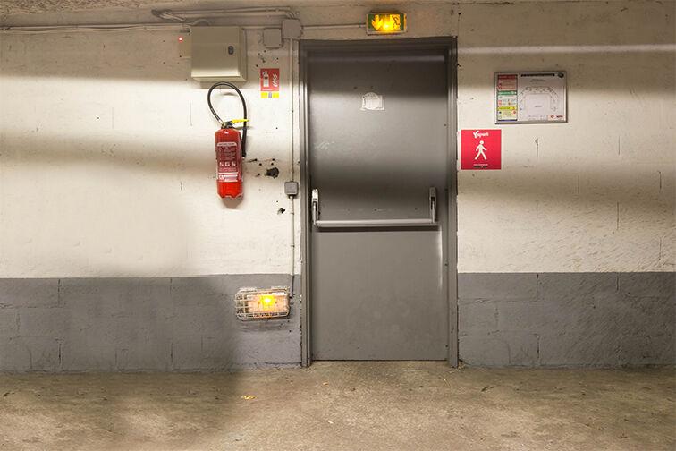 Parking Rougemont Chanteloup - Aulnay-sous-Bois box