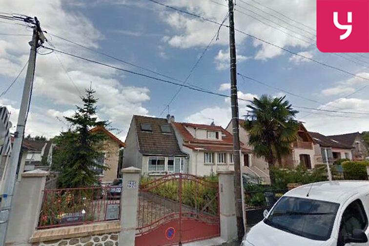 Parking Ecole Annie Fratellini - Villeneuve-le-Roi 2 rue des Jardins Normands