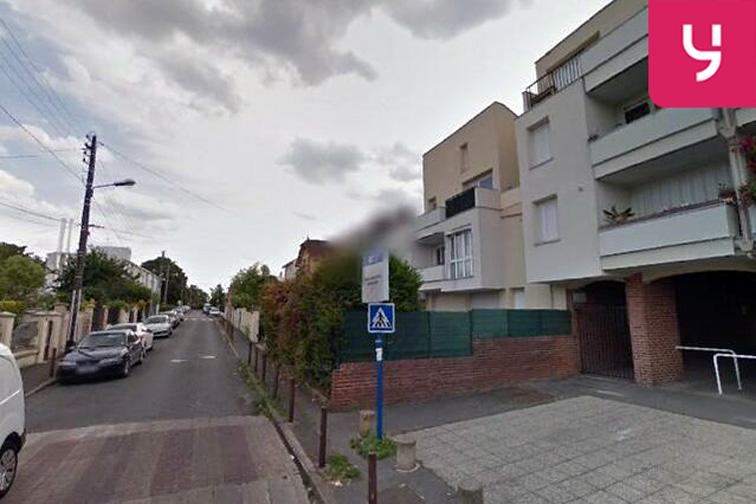 Parking Ecole Annie Fratellini - Villeneuve-le-Roi 94290