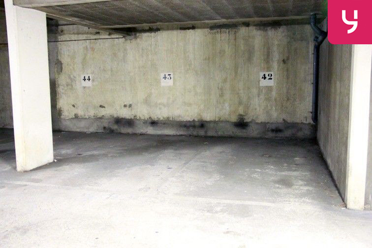 Parking Porte de Versailles location mensuelle