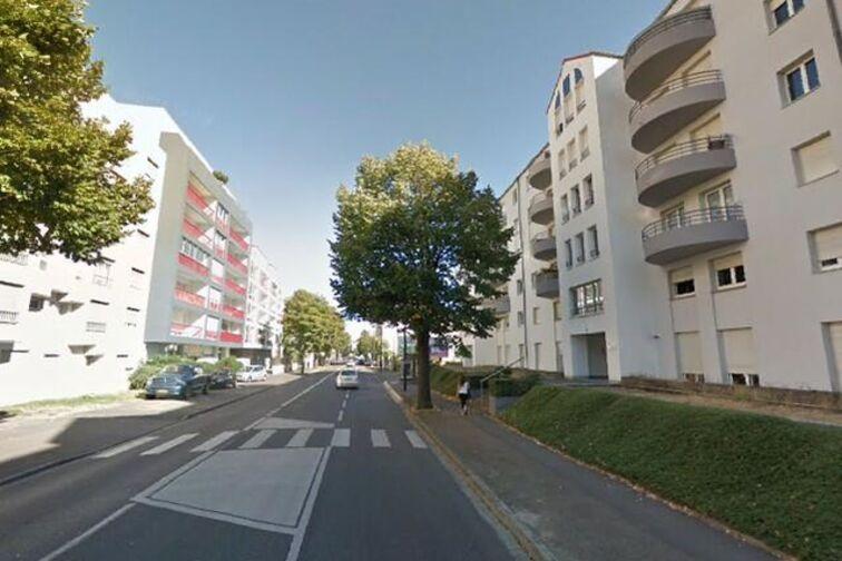 Parking Ecole primaire de la Seille - Metz caméra