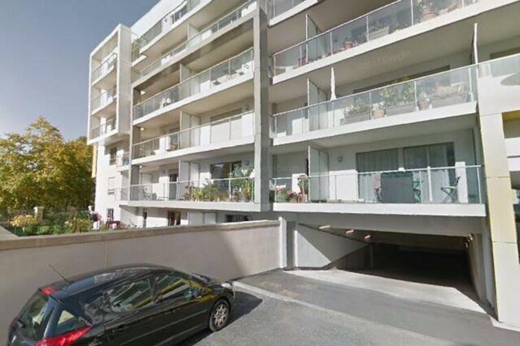 Parking Place Eugène Rolland - Metz sécurisé