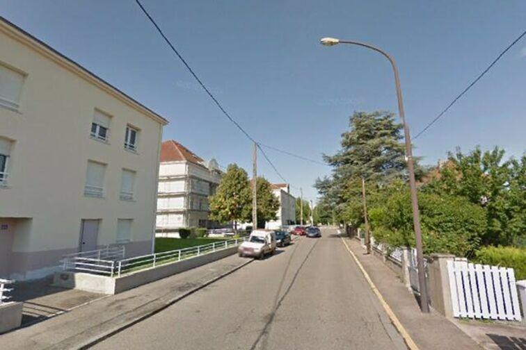 location parking Fondation Saint Jean - Metz