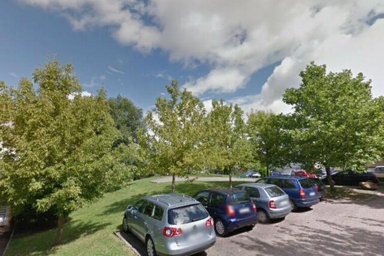 Parking Rue de la Falogne - Metz sécurisé