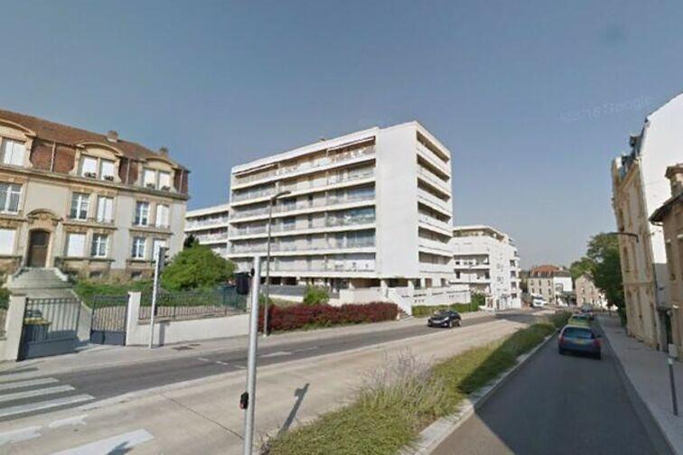 location parking Square Simon Louis Frère - Metz