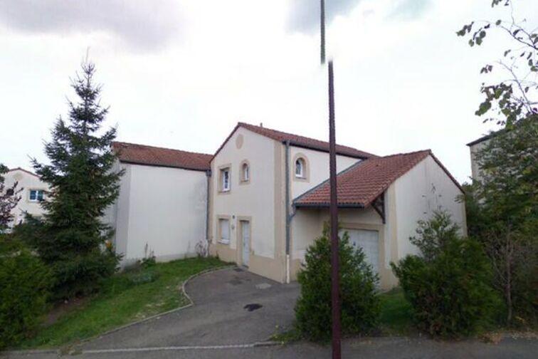 Parking Rue Faurnel - Metz location