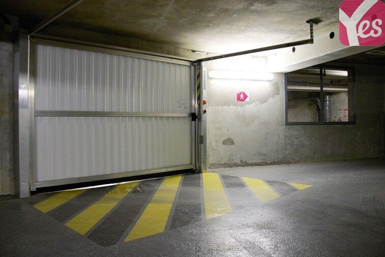 Parking Jasmin - Paris caméra