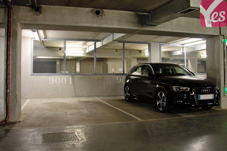 Parking Jasmin - Paris en location