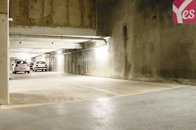 location parking Jasmin - Paris