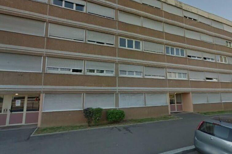 Parking Boulevard d'Alsace - Metz sécurisé