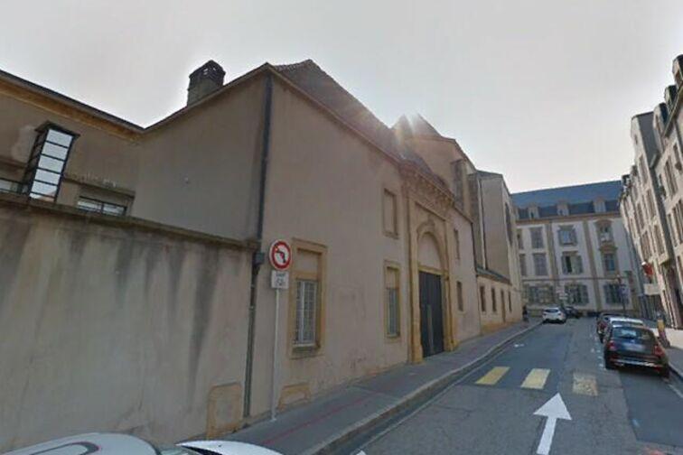 Parking Musée de La Cour d'Or - Metz location